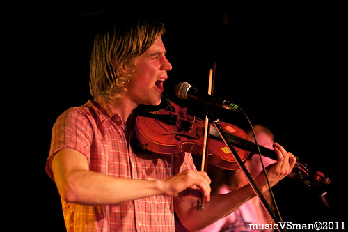 Johnny Flynn & The Sussex Wit @ Blueberry Hill - 05.23.11