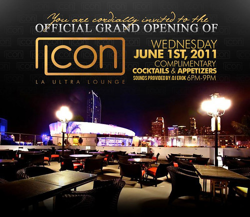 ICON LA ULTRA LOUNGE