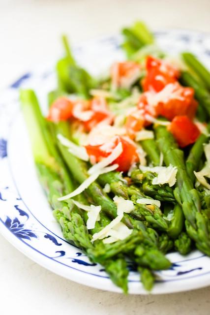 asparagus vinaigrette 3 (1 of 1)