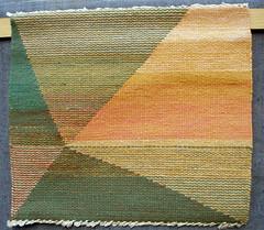 Quinta coincidenza (Luciano Ghersi) Tags: hand natural textile mano dye weaving naturale arazzo tintura tessitura