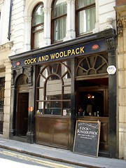 Picture of Cock And Woolpack, EC3V 3NA