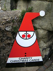 Charity Christmas Cards (patreznor) Tags: christmas charity santaclaus