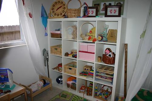 I have something Ikea in every room - office and children's room