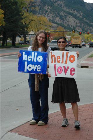 HELLO LOVE Boulder