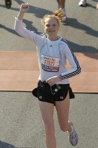 2006 Marathon - When I was still feeling good