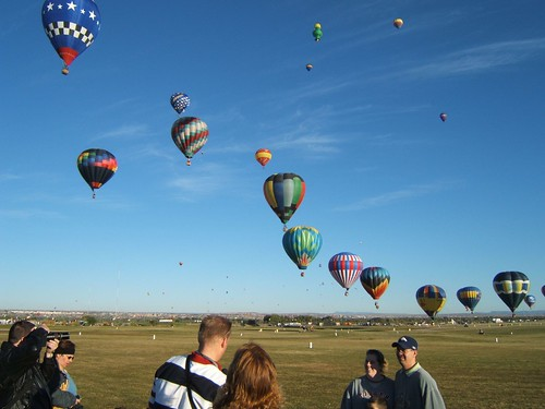 Balloon Fiesta 2007 (2)