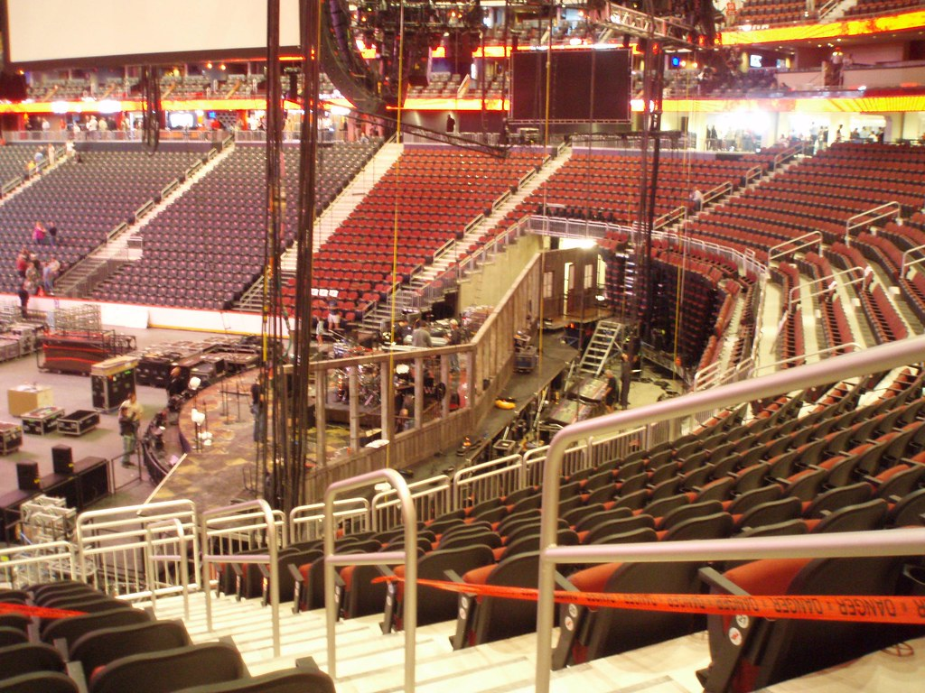 Newark Arena - Prudential Center [Archive] - Wired New York Forum