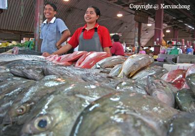 Fish-Mongers