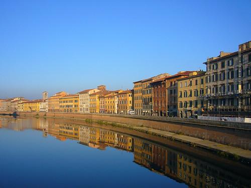 Pisa - River Arno