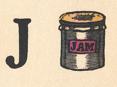j is for jam