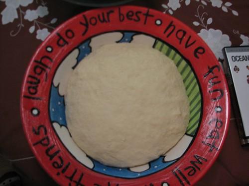 bread rising 1
