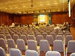 Sala de Conferencias del EBE07