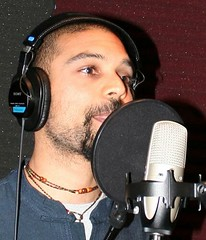 Hawah in the Studio (2006)