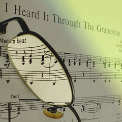 Distorted notes (horstgeorg) Tags: light shadow music art glasses bravo searchthebest notes shade grapevine magicdonkey infinestyle superhearts