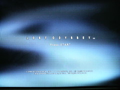 LOST ODYSSEY TITLE LOGO