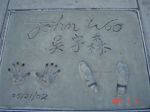 John Woo @ Hollywood