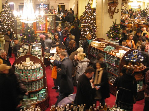 London - Fortnum and Masons 7