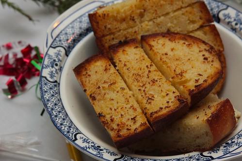 garlic breads!