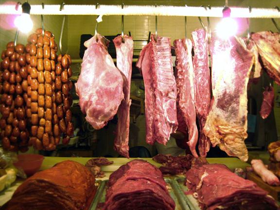 Oaxacan Meat Market