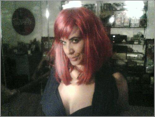 the devil wears a wig