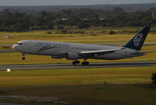 Air New Zealand 767-300 by planegeezer, on Flickr