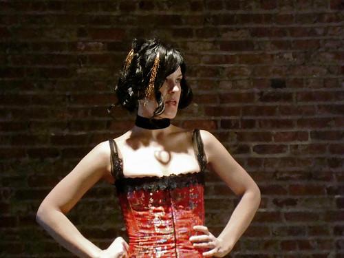 Penny Dreadful 3 - Jessica as Penny