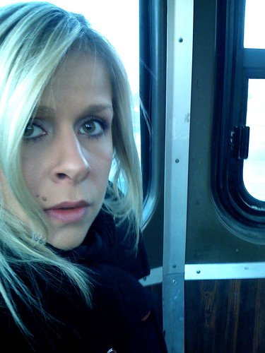 early morning streetcar