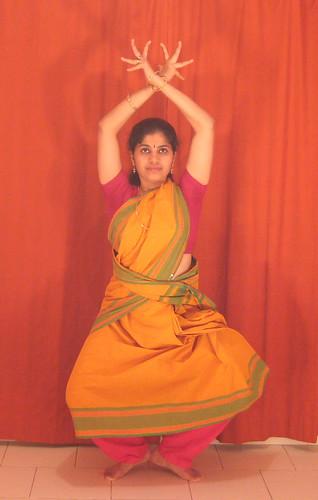 natta adhabuin bhartnatyam
