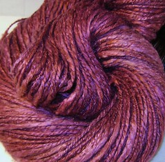 purple novelty yarns 068