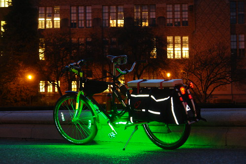 Pimp your Ride - Night Cycling Gear