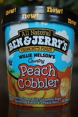 An Open Letter to Ben & Jerry 26/365 (GinaMig) Tags: icecream peachcobbler benjerrys 26365 openletter yearinpictures willienelsonscountrypeachcobbler 2008yip yip2008