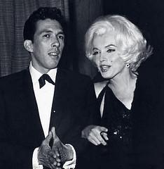 Jose & Marilyn Golden Globes 1962 (kekyrex) Tags: marilynmonroe 1962 goldenglobes moviestars josebolanos