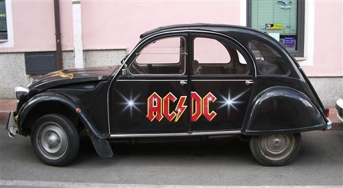 acdc car