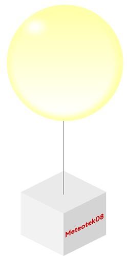 Logotip Meteotek08