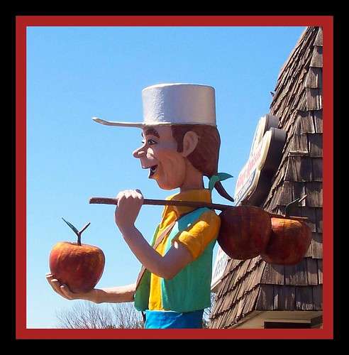 Johnny Appleseed by snow41