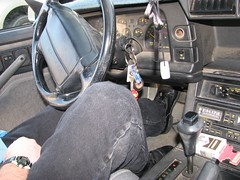 Shane legs driving (fallacy) Tags: camero car legs shane steeringwheel