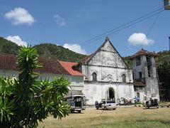 the old Boljoon Church in Cebu