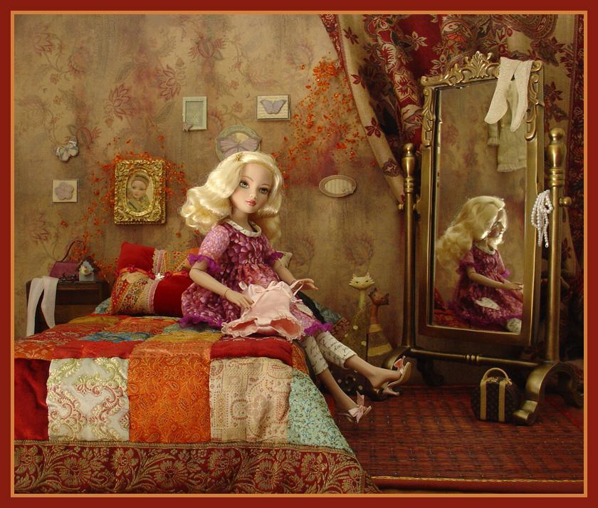 La chambre à coucher d'Eva (Essential Red head) 2263304758_b86ce90444_o