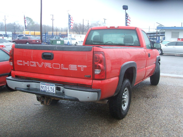 03 chevy silverado 2500