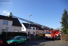 Schornsteinbrand Mainz-Kastel 16.02.08