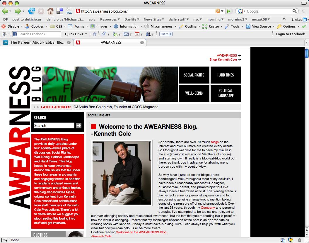 AWEARNESS Blog