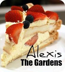 Alexis, The Gardens