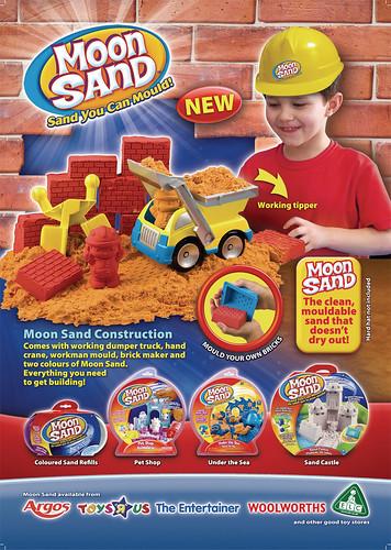 Moon Sand Construction advert