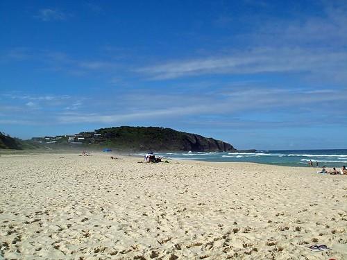 Bluey's Beach