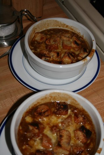 We present... French Onion Soup!