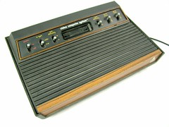 Atari 2600 (unloveablesteve) Tags: game computer toy toys tv video cream woody atari system console 2600 vcs tvcream tvcreamtoys
