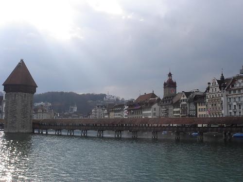 Schweiz: Luzern