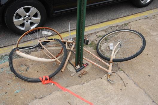 Abandoned N11 Bike