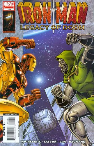 Iron Man, legacy of Doom 1