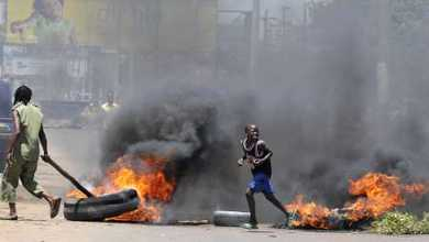 food riots mozambique